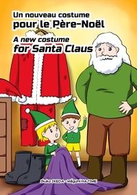 Mégumi Hajime et Ikuko Ikeda - Un nouveau costume pour le Père Noël.