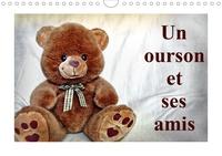 Jennifer Chrystal - Un ourson et ses amis (Calendrier mural 2020 DIN A4 horizontal) - Un merveilleux cadeau pour les petits et les grands qui aiment les oursons. (Calendrier mensuel, 14 Pages ).