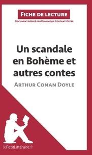 Dominique Coutant-Defer - Un scandale en bohème et autres contes d'Arthur Conan Doyle - Fiche de lecture.