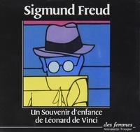Sigmund Freud et Daniel Mesguich - Un souvenir d'enfance de Léonard de Vinci. 2 CD audio