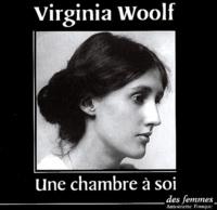 Virginia Woolf - Une chambre à soi. 1 CD audio