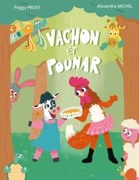 Peggy Prost et Alexandra Michel - Vachon et Pounar.