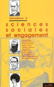 Denis Berger et Estelle Ferrarese - Variations N° 4 : Sciences sociales et engagement.