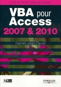 VBA pour Access 2007 & 2010 - Guide de formation avec cas pratiques.pdf