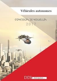 Simon Vigny et Valéry Bonneau - Véhicules autonomes - Concours anticipation 2017.