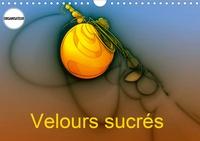 K.a. Redinard - Velours sucrés (Calendrier mural 2020 DIN A4 horizontal) - Images de synthèse (Calendrier anniversaire, 14 Pages ).