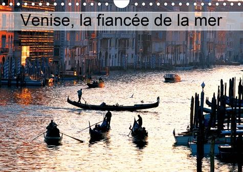 Venise, la fiancée de la mer (Calendrier mural 2020 DIN A4 horizontal). Carnaval et Regata Storica (Calendrier mensuel, 14 Pages )