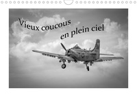 Michel Denis - CALVENDO Choses  : Vieux coucous en plein ciel (Calendrier mural 2021 DIN A4 horizontal) - Souvenirs de vieux coucous qui ne font plus des apparitions que lors de meeetings aériens. (Calendrier mensuel, 14 Pages ).