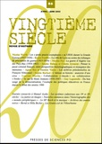 Nicolas Werth et Bruno Fouillet - Vingtième siècle N° 86, Avril-Juin 20 : .