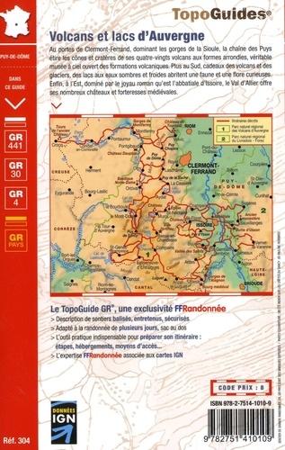Volcans et lacs d'Auvergne. Pays du Val d'Allier 6e édition