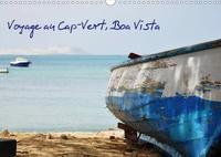 Frédéric François - Voyage au Cap-Vert, Boa Vista (Calendrier mural 2020 DIN A3 horizontal) - Un bout de paradis en Atlantique, portes de l'Afrique (Calendrier mensuel, 14 Pages ).