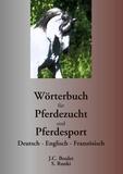 Jean-Claude Boulet - Wörterbuch für pferdezucht und pferdesport.