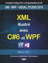Patrice Rey - Xml illustre avec c#6 et WPF - Avec visual studio 2015.
