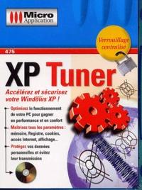 Micro Application - XP Tuner - CD-ROM.