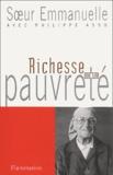 Soeur Emmanuelle - Richesse de la pauvreté.