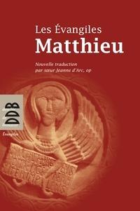Albert Decourtray et Soeur Jeanne d'Arc - Evangile selon Matthieu.