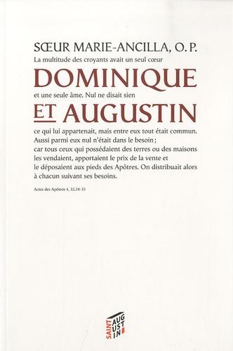Soeur Marie-Ancilla - Dominique et Augustin.
