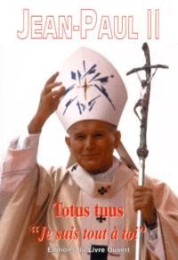 Birrascarampola.it Jean-Paul II. Totus tuus, je suis tout à toi Image