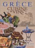 Sofia Souli - Grèce : cuisine et vins, gastronomie.