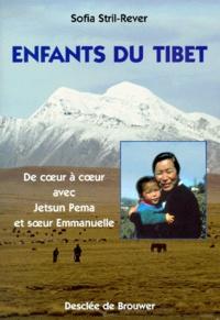 Deedr.fr Enfants du Tibet - De coeur à coeur avec Jetsun Pema et Soeur Emmanuelle Image