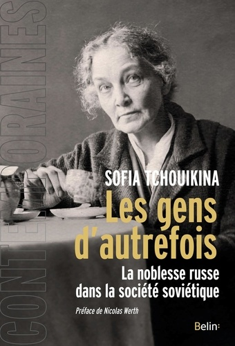 Les gens d'autrefois - Sofia Tchouikina - Format PDF - 9782410011395 - 17,99 €