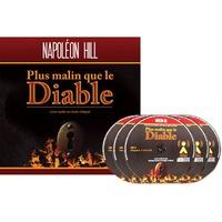 Napoleon Hill - Coffret Plus malin que le Diable - Le secret de la liberté et du succès. 5 CD audio