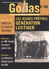 Golias - Golias Magazine N° 88, Janvier-Févri : Les jeunes prêtres : Génération Lustiger.