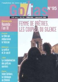 Christian Terras et Sandro Magister - Golias Magazine N° 95 Mars/Avril 200 : Femmes de prêtres, les couples du silence.
