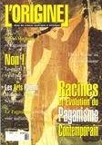 Charles Antoni et Massimo Introvigne - L'Originel N° 5 Printemps 96 : Racines et évolution du Paganisme contemporain.