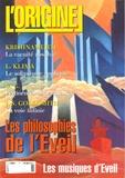 Charles Antoni et Michel Langinieux - L'Originel N° 6 Eté 96 : Les philosophes de l'Eveil.