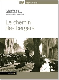 Julien Ventre - Le chemin des bergers. 1 CD audio MP3