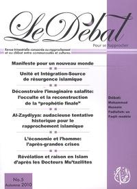 Samir Sleiman - Le Débat N° 5, Automne 2010 : Confessionnalisme et sectarisme dans les sociétés islamiques.