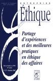 Patrick Du Besset - Entreprise éthique N° 27, Octobre 2007 : Partage d'expériences et des meilleures pratiques en éthique des affaires.