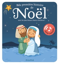 Deedr.fr Ma première histoire de Noël - Avec les plus beaux chants chrétiens! Image