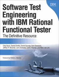 Software Test Engineering with IBM Rational Functional Tester - The Definitive Resource.