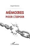 Sogué Diarisso - Mémoires pour l'espoir.