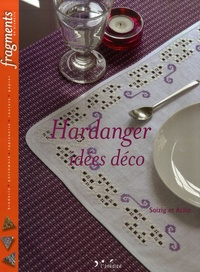 Soizig et  Aziliz - Hardanger - Idées déco.