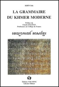 La grammaire du khmer moderne.pdf