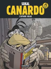 Sokal - Une enquête de l'inspecteur Canardo Tome 15 : L'affaire belge.