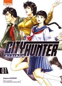 Sokura Nishiki - City Hunter Rebirth Tome 1 : .
