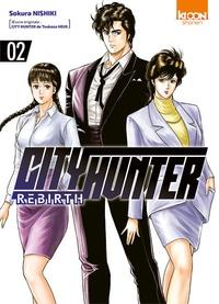 Sokura Nishiki et Tsukasa Hojo - City Hunter Rebirth Tome 2 : .