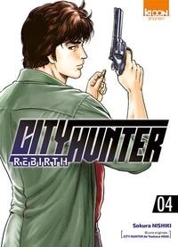 Sokura Nishiki - City Hunter Rebirth Tome 4 : .