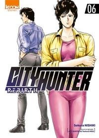 Sokura Nishiki - City Hunter Rebirth Tome 6 : .