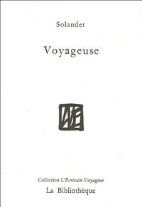 Solander - Voyageuse.