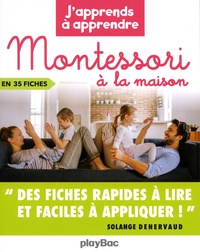 Solange Denervaud - Montessori à la maison.