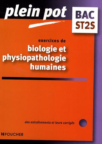 Solange Gosselet et Hélène Lhuissier-Morisot - Biologie et physiopathologie humaines ST2S.