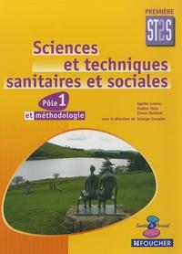 Solange Gosselet et Agathe Lavren - Sciences et techniques sanitaires et sociales 1e ST2S - Pôle 1 et méthodologie.