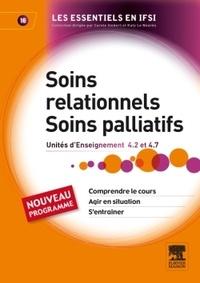 Solange Langenfeld et Florence Couturat - Soins relationnels - Soins palliatifs - UE 4.2 et 4.7.