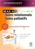 Solange Langenfeld et Florence Couturat - Soins relationnels - Soins palliatifs - UE 4.2 4.7.