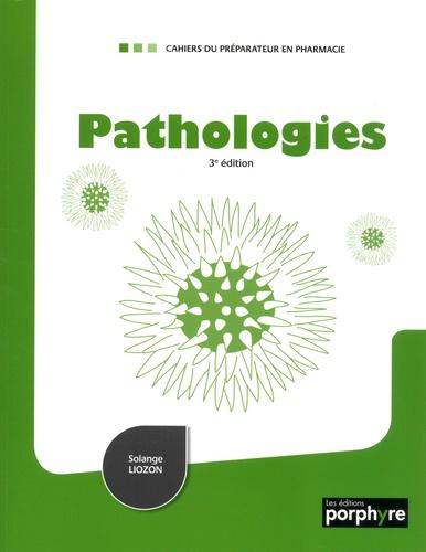 Solange Liozon - Pathologies.